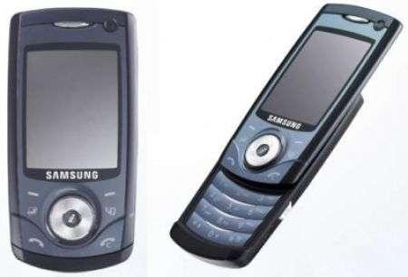 Samsung U700 è un UFO!