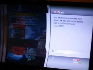 Halo 3 Epsilon: 17enne bannato fino al 31 Dicembre 9999!