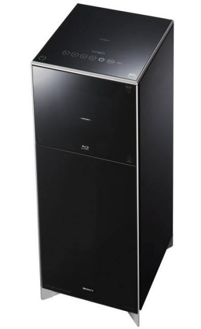 Sony HES-V1000: caricatore 200 Blu Ray