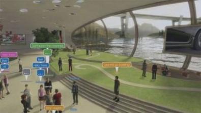 Home: Sony Ps3 concorrente di Second Life