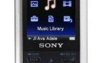 Sony NWZ-A810 e NWZ-S610