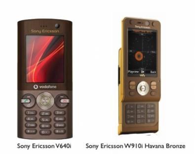 Sony Ericsson V640i Vodafone