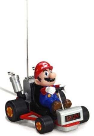 Nintendo Mario Kart telefono e sveglia!