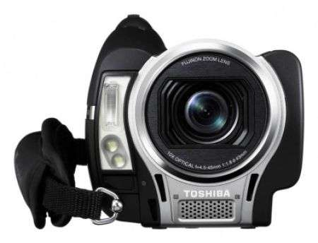 Toshiba Gigashot A100F: full HD