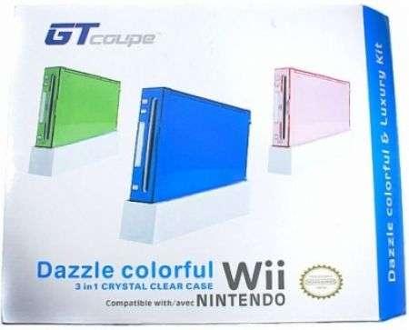 Wii Dazzle Colorful: cambia colore