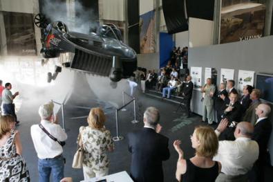 Urban Aeronotics X-Hawk: ufo di soccorso