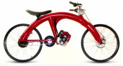 Electrobike Pi: bici elettrica ad arco