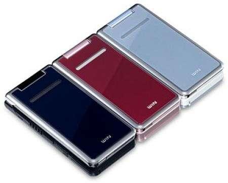 Sony Ericsson W54S per KDDI