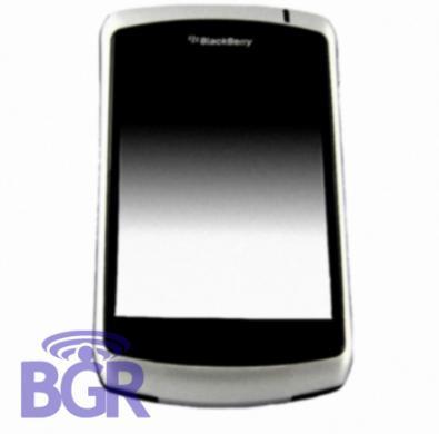 BlackBerry 9xxx simil iPhone