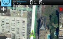 Blusens: navigatore con immagini Google Earth