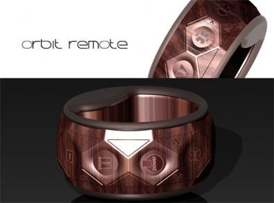 Orbit Remote: controlla con un braccialetto
