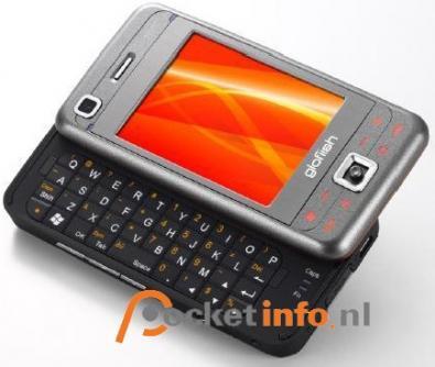 E-Ten Glofiish M800: X800 con tastiera