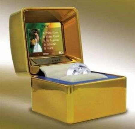 Euricase: proposta di matrimonio Geek