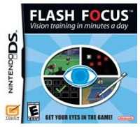 Flash Focus: Vision Training in Minutes a Day per Nintendo DS