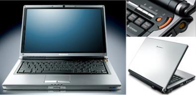 Lenovo 3000 Y410, il primo consumer