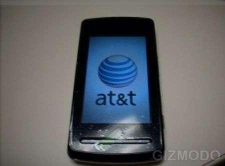 LG CU920 anti iPhone di AT&T