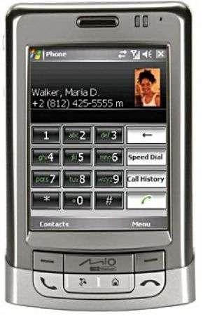 Mio A502 Digi-Walker