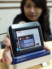 Mtube: UMPC con Wi-Max