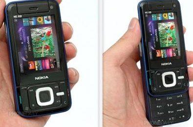 Nokia N81 8GB la nostra prova