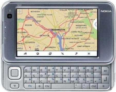 Nokia N810 ufficiale! Scheda tecnica