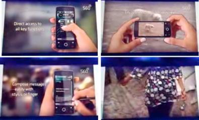 Nokia S60 Touch Interface: caratteristiche e video