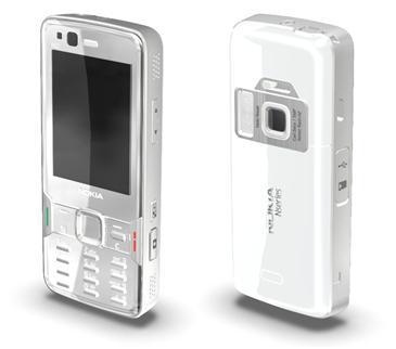 Nokia N82 in arrivo, scheda tecnica