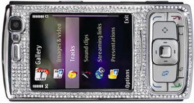 Nokia N95 8GB diamantato