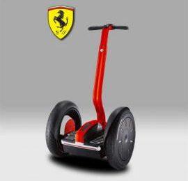 Segway PT i2 Ferrari!