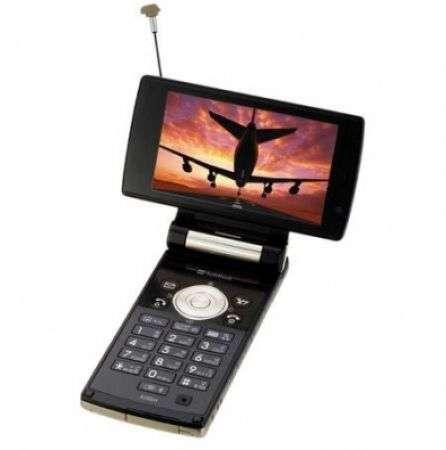Sharp SH-920: il cellulare con lo schermo più bello