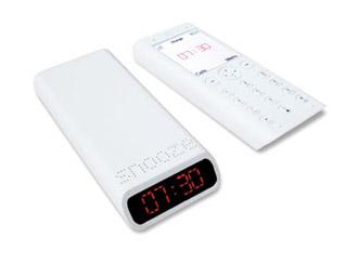 Snooze Mobile: cellulare sveglia