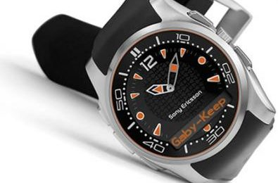 Sony Ericsson MBW-150 Music Bluetooth Watch