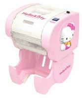 Dispenser di carta igienica automatico di Hello Kitty