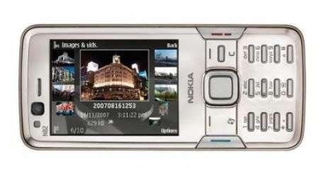 Nokia N82 Spot