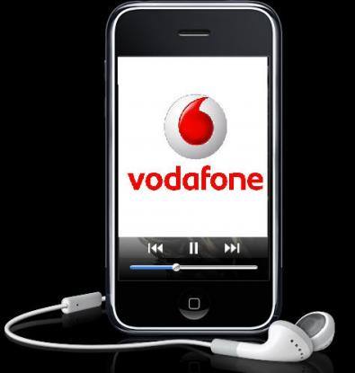 Vodafone iPhone 3G per l'Italia