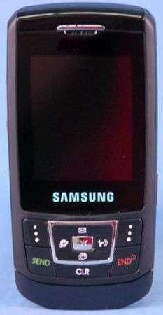 Samsung SCH R610 Slider