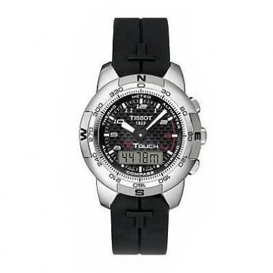 Tissot T-Touch: l'orologio sensibile al tocco