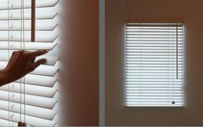 Bright Blind: la falsa finestra