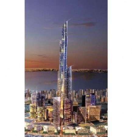 Burj Mubarak al-Kabir 1001 metri: il grattacielo più alto del mondo in Kuwait