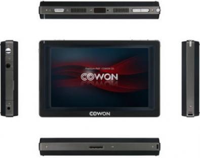 Cowon Q5W debutta sul mercato
