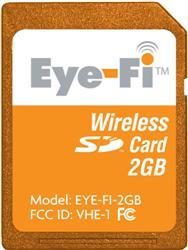 Eye Fi in commercio