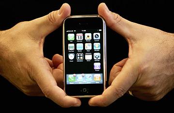 iPhone invenzione dell'anno 2007 per Time