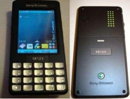 Sony Ericsson M610i scheda tecnica