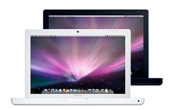 Apple Macbook con Intel Core 2 Duo