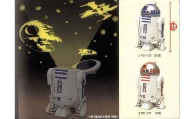 Star Wars R2-D2 Night Projector