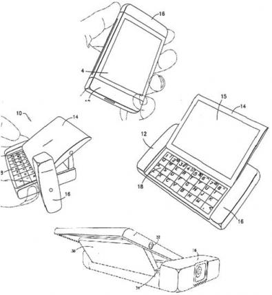 Nokia Sidekick?