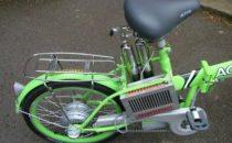 ValesWood Bici a idrogeno
