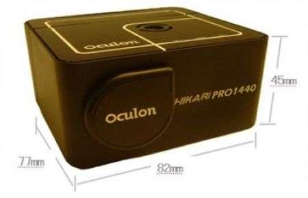 Oculon Hikari Pro920 e Pro1440: proiettori tascabili