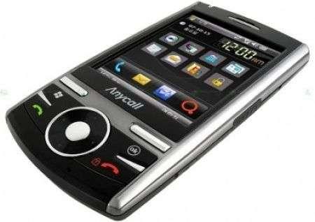 Samsung SPH-M4650 Windows Smartphone
