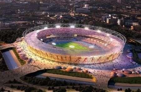 Stadio Olimpico di Londra 2012 a Strafford