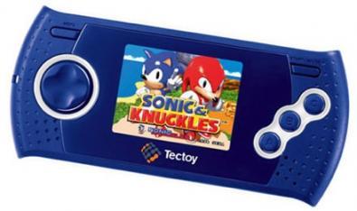 Tec Toy Sega con 20 giochi precaricati